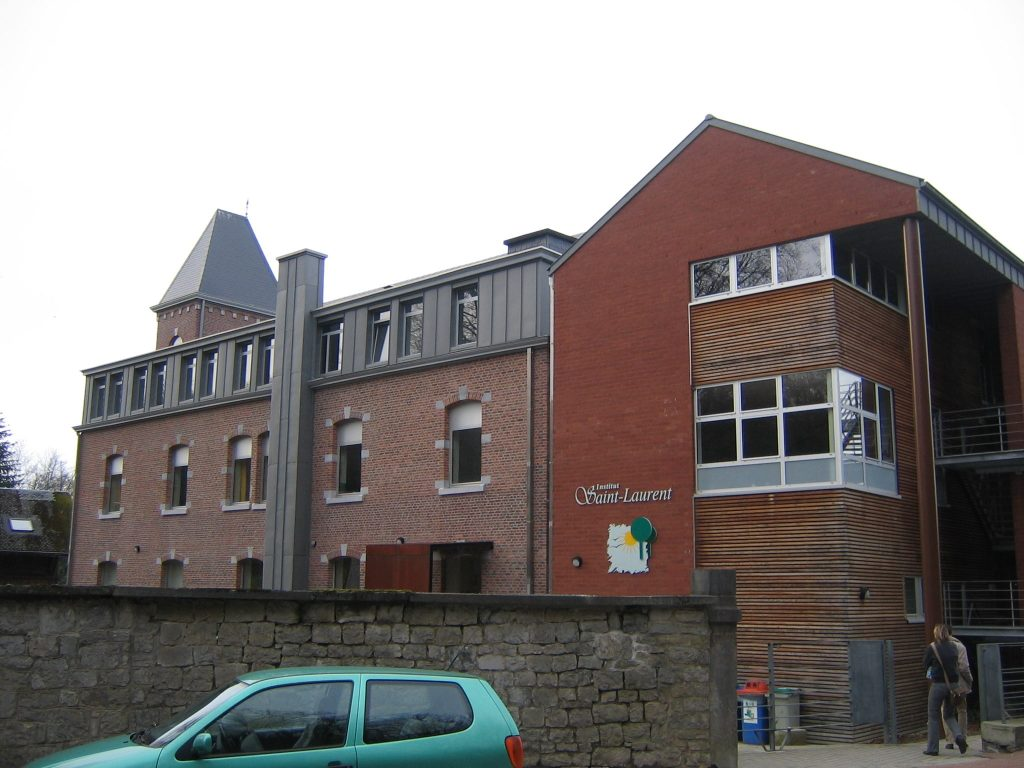 Batiments Ecole Institut Saint Laurent