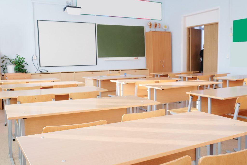 Ecole Classe Vide