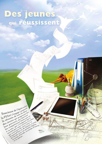 Affiche Vision Fesec