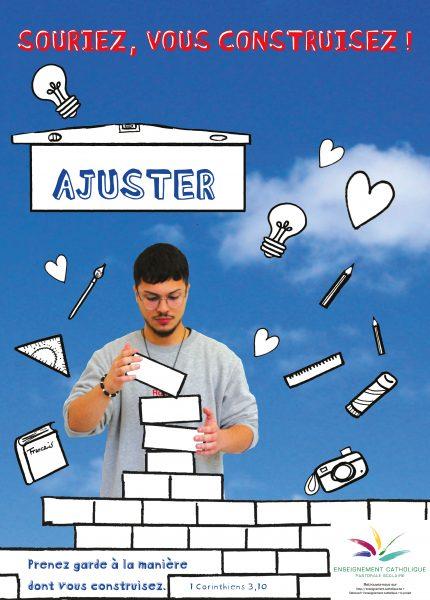 Affiche Ajuster