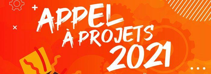 Visuel Appel Projets 2021